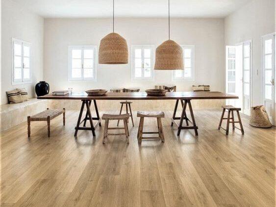 Vlastnosti podlah